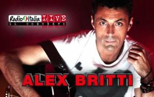 BACKSTAGE ALEX BRITTI (RADIOITALIALIVE IL CONCERTO 2014)