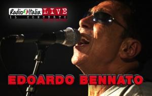 BACKSTAGE EDOARDO BENNATO (RADIOITALIALIVE IL CONCERTO 2014)