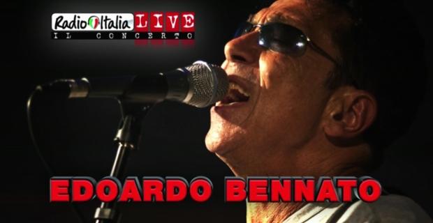 EDOARDO BENNATO – L'ISOLA CHE NON C'È (RADIOITALIALIVE IL CONCERTO 2014)