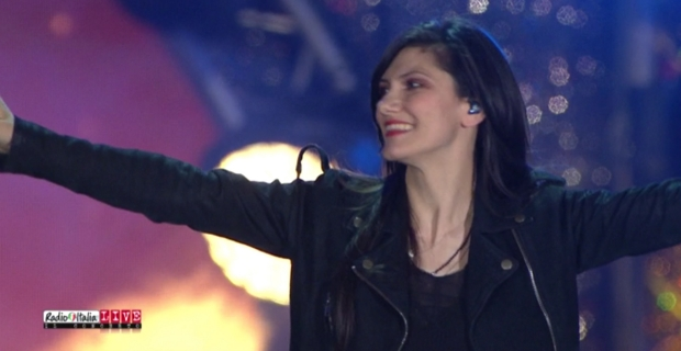 ELISA – L'ANIMA VOLA (RADIOITALIALIVE IL CONCERTO 2014)