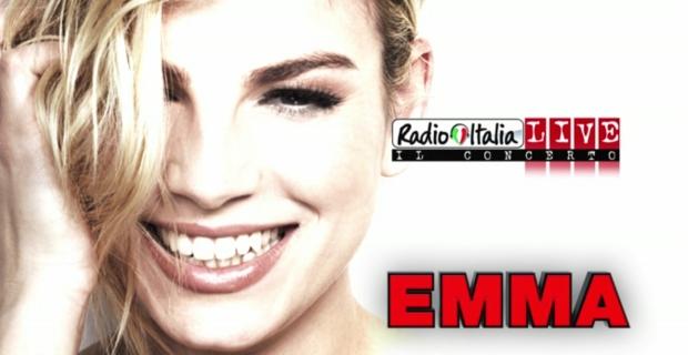 EMMA – LA MIA CITTÀ (RADIOITALIALIVE IL CONCERTO 2014)