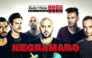 BACKSTAGE NEGRAMARO (RADIOITALIALIVE IL CONCERTO 2014)