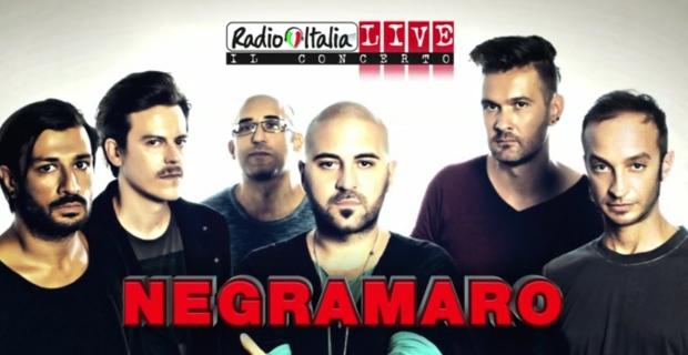 NEGRAMARO – PARLAMI D'AMORE (RADIOITALIALIVE IL CONCERTO 2014)